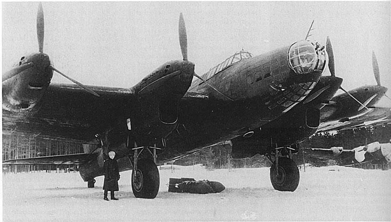 Записки пилота-бомбардировщика