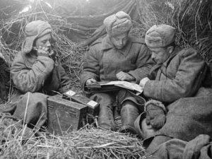 Дневник рядового
