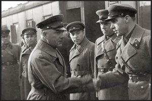 Четыре дня на Западном фронте