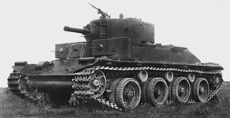 Главный конструктор танков