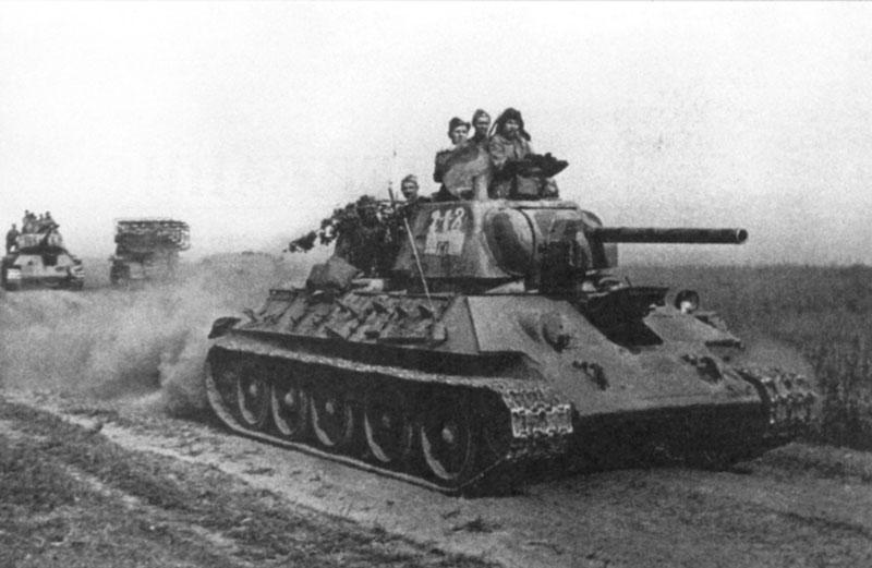 Душа танка и истористика