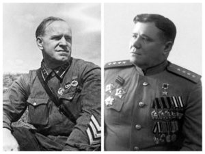 Сталин и его генералы: перекличка из двух углов